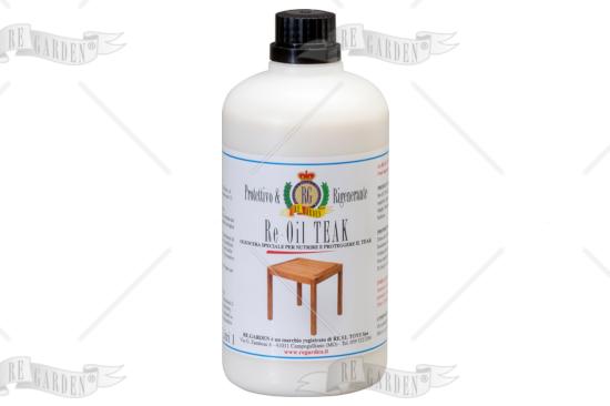Olio per Teak - Re-Oil Teak Lt. 1 - 1