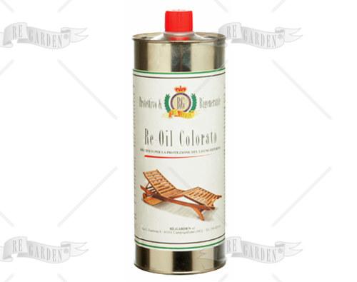 Olio per Keruing - Re-Oil Colorato Lt. 1 - 1