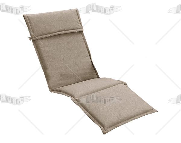 Deckchair con volant - 1