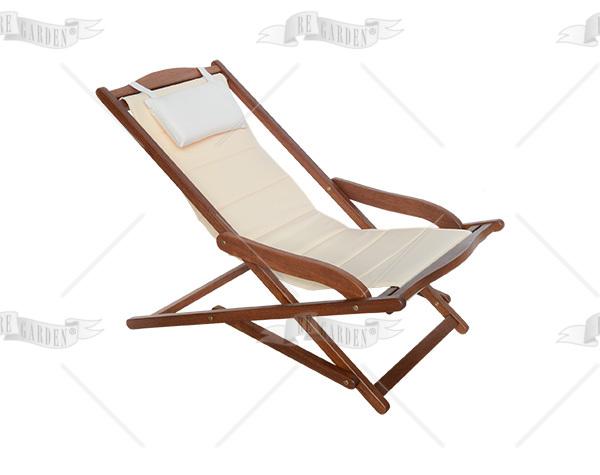 Telo ecrù per relax Biancospino - 1