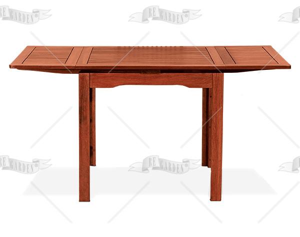 Palma - Tavolo estensibile 80x80/150 - 1