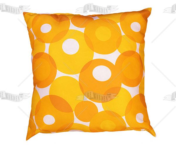 Pillow Bolle Arancio - 1