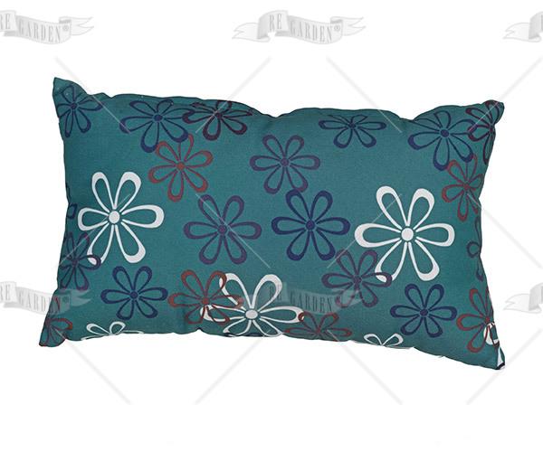 Pillow rettangolare Fiori - 1