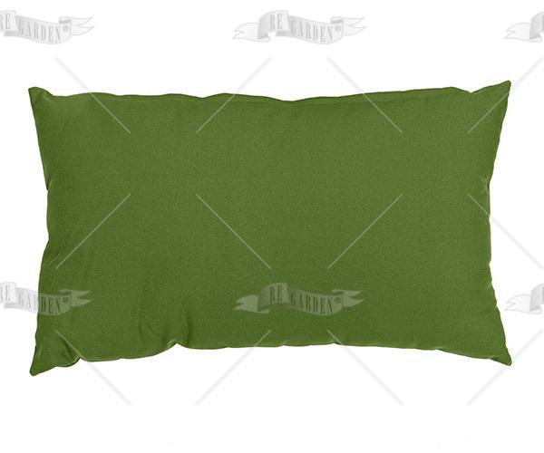 Pillow rettangolare Verde Oliva - 1