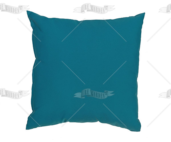Pillow Blu Pavone - 1