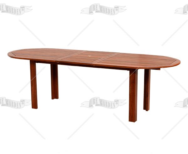 Peonia - Tavolo ovale estensibile 180 - 1