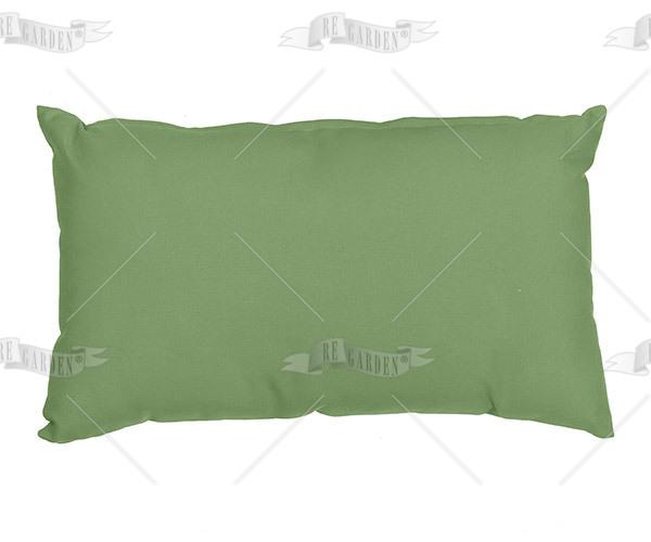 Pillow rettangolare Verde Salvia - 1